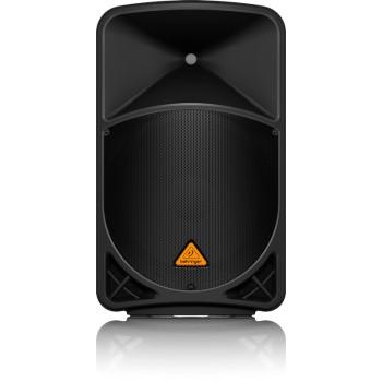"""caja acustica activa 1000-W y 2 vías de 15 """" con la opción inalámbrica y mezclador integrado BEHRINGER"""