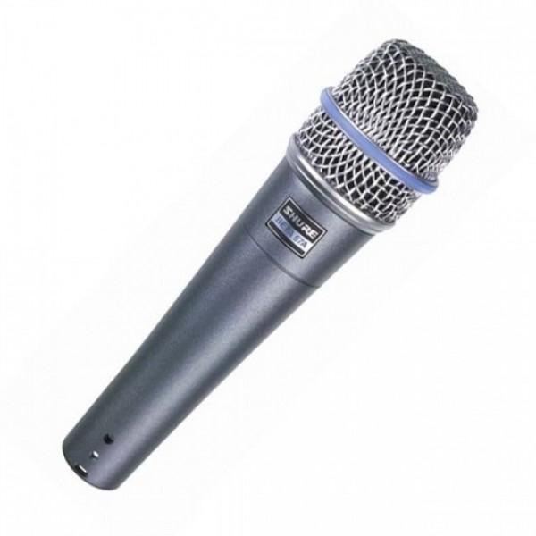 Micrófono para instrumento BETA57A  Shure