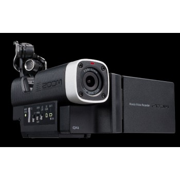 high-definition video  ZOOM