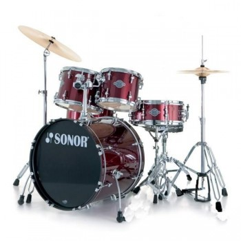 Sonor SMART FORCE Stage 2 Set Wine Red