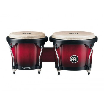 Meinl Bongos de Madera Headliner Series HB100VRB Wine Red Burst