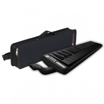 Hohner Melódica Superforce 37 Negro