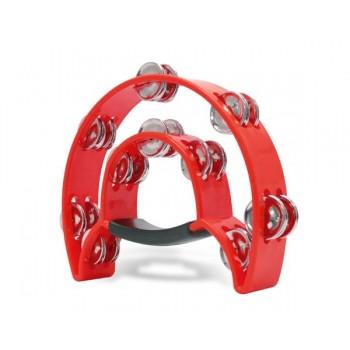 Maxtone Pandereta Medialuna 10x2 Roja