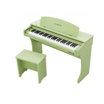 Piano Samick digital,mini,61 teclas c/verde