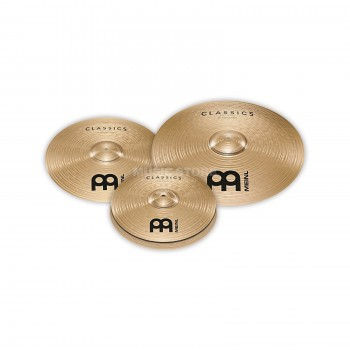 Platillo Meinl Classics Set, C14MH,C16MC,C20MR