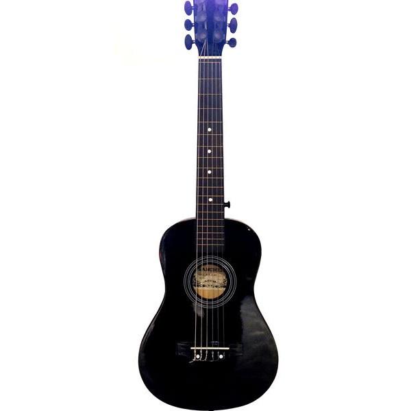 Kapok Guitarra Clásica Niño Color Negro