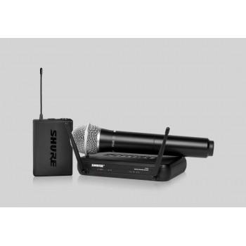 Microfono Inalambrico de Mano Shure
