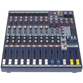 MEZCLADORA Low-cost, high-performance Lexicon® effects mixers