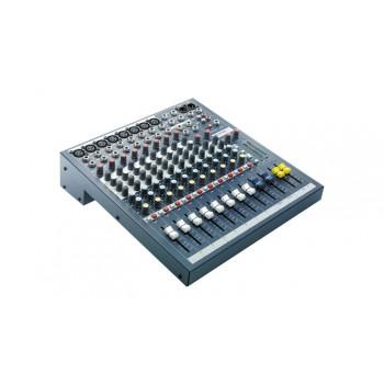 Mezcladora Low-cost high-performance mixers 8CH