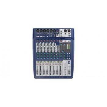 Mezcladora Mixer 10 Canales