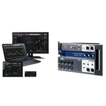 Mezcladora Digital 12-input  Mixer