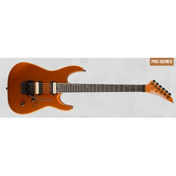 GUITARRA ELECTRICA Pro Dinky DK2, Ebony Fingerboard, Satin Orange Blaze JACKSON