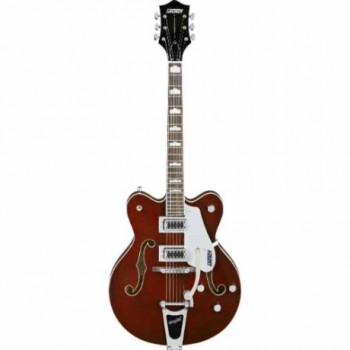 GUITARRA ELECTRICA G5422TDC Electromatic® Double Cutaway Hollow Body with Bigsby®, Rosewood Fingerboard, Walnut Stain GRETSCH
