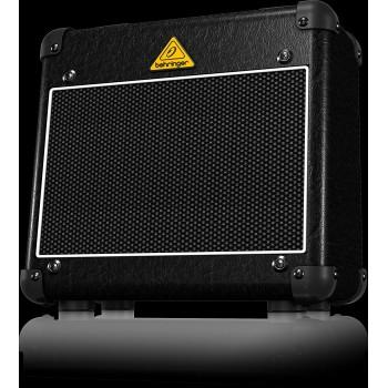 "AMPLIFICADOR.8""C 20 W P/GUITARRA C/ TUBO 12AX7 BEHRINGER"