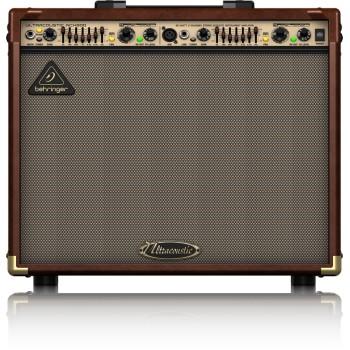 AMPLIFICADOR. 2 canales   90W.  P/Guitarra.eletroacústica BEHRINGER